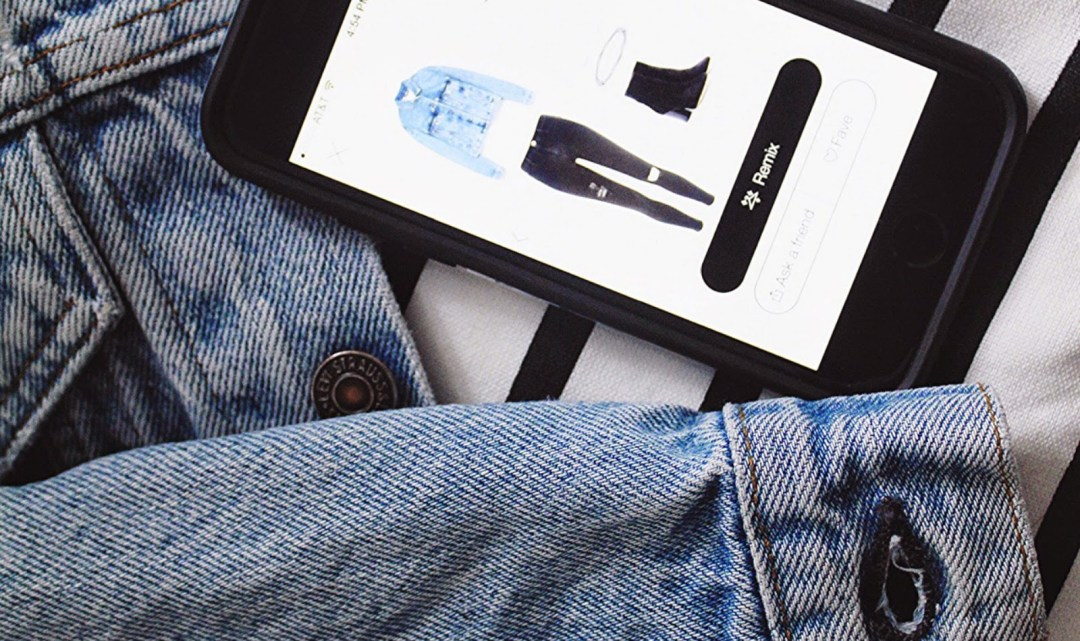 Polyvore Remix App : Your Own Personal Stylist in Your Phone