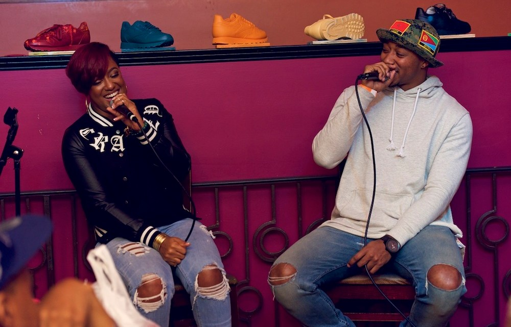 Kunta's Culture Explored Fashion, Music and Art with Rapsody [VIDEO]