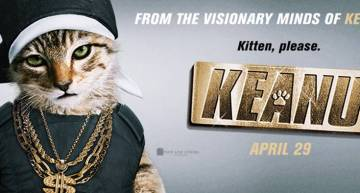 FIRST LOOK | Key & Peele's New Comedy 'Keanu' Casts Nia Long & Method Man [TRAILER]