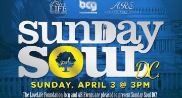 [SUNDAY] Black Celebrity Giving, Raheem DeVaughn's Love Life Foundation + More to Host Pop-Up Dinner in DC