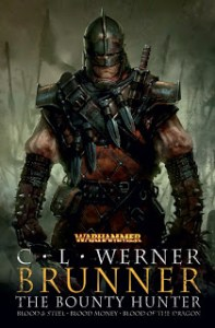 Brunner the Bounty Hunter, by CL Werner
