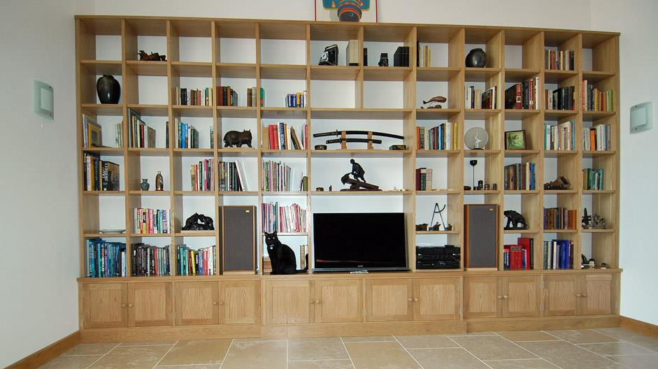 Welcome To The Hungerford Bookcase Company