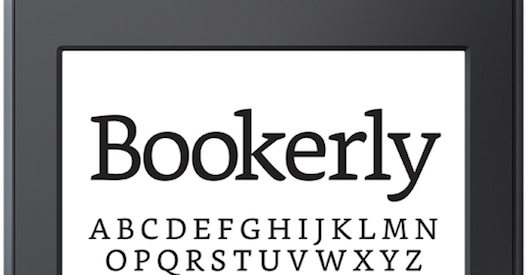 Kindle\u0027s New Bookerly Font and Other Typography Features - The Book
