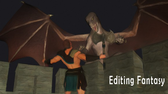 Editing Fantasy 3 Elements you Must include