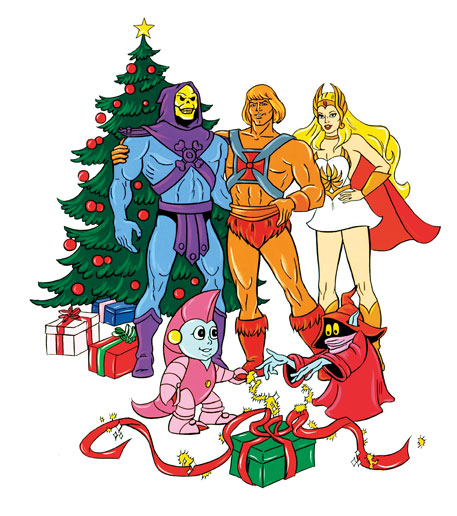 Fall Of Grayskull Wallpaper He Man She Ra Xmas2