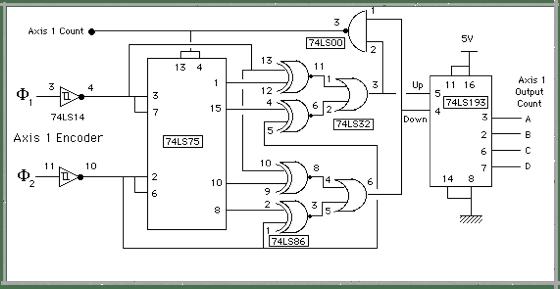 punch acceleration sensor schematics
