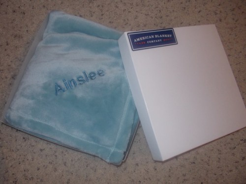 Medium Of American Blanket Company