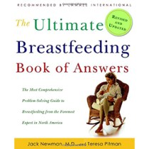 The Ultimate Breastfeeding Book of Answers