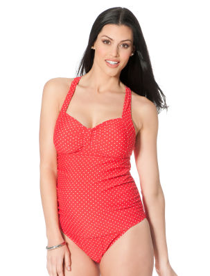Find a Great Maternity Swimsuit