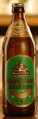 Augustiner Bräu Christmas Bock Bier