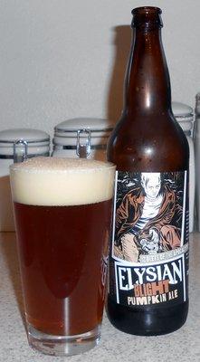 Elysian Blight Pumpkin Ale