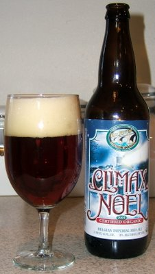 Eel River Brewing Climax Noel