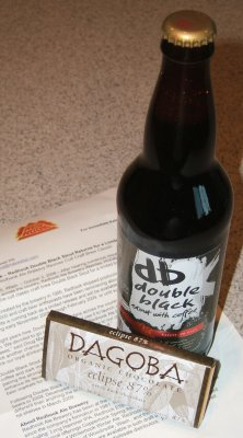 Redhook Double Black PR bottle