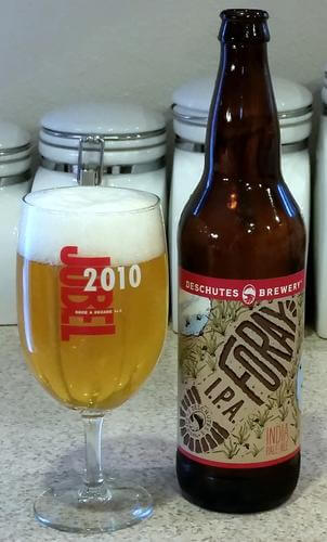 Deschutes Brewery Foray IPA