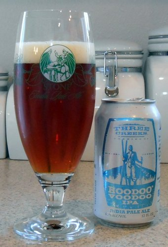 Three Creeks Hoodoo Voodoo IPA