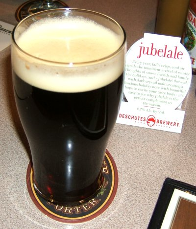 Jubelale 2008 - cask conditioned