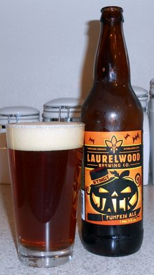 Laurelwood Brewing Stingy Jack