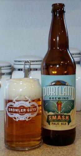 Portland Brewing Summer S.M.A.S.H. Pale Ale