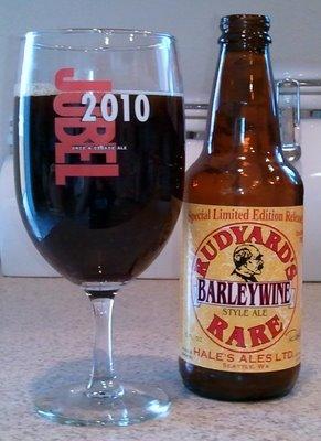 Rudyard's Rare Barleywine