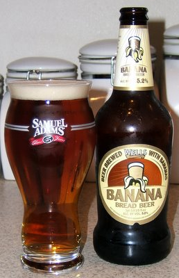 Well's Banana Bread Beer