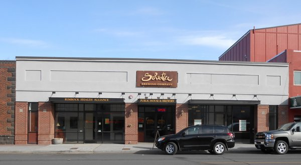 Solstice Brewing Company