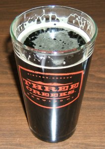 Three Creeks Brewing Oatmeal Porter