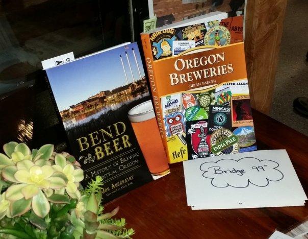 Local books at Bridge 99!