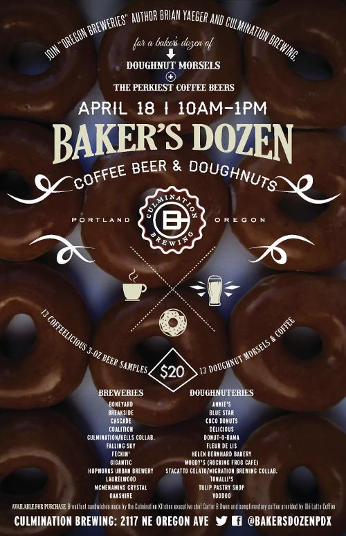 Baker's Dozen Coffee & Beer