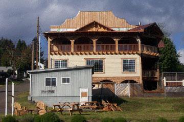 Elkton Brewing Company building