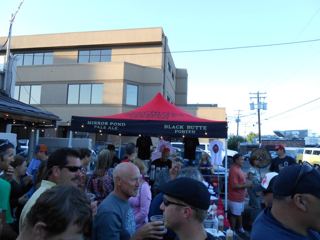 A Few Pictures From Deschutes 24th Anniversary The Brew