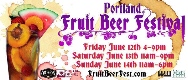 Portland Fruit Beer Fest 2015