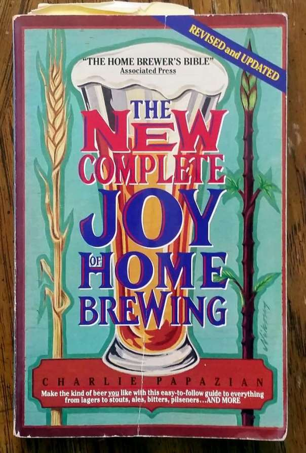 The New Complete Joy of Homebrewing