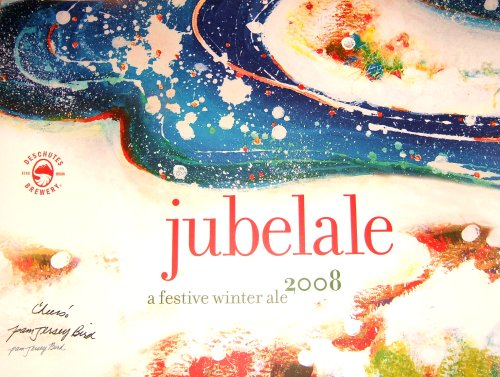 Jubelale 2008 poster (signed)