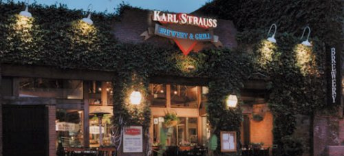 Karl Strauss Brewing Company, Downtown San Diego