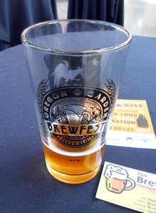 Oregon Garden Brewfest 2013!