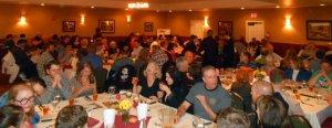 OGBF dinner crowd