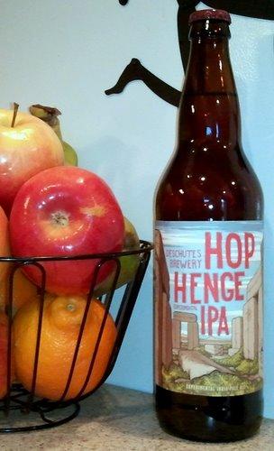 Deschutes Hop Henge
