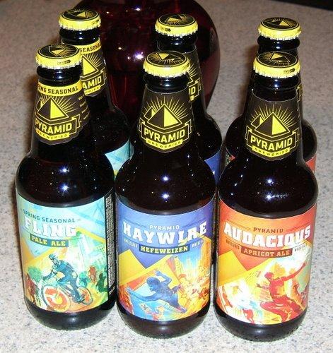 Pyramid Ales