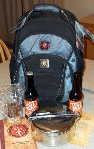 Shock Top Urban Camping Kit