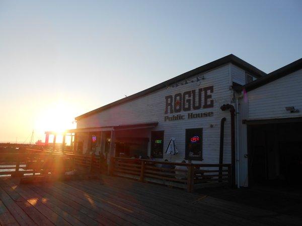 Rogue Public House Astoria