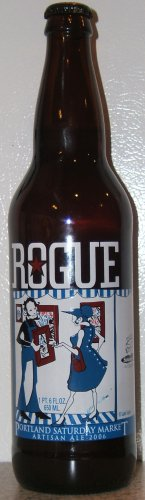 Rogue Portland Saturday Market Artisan Ale