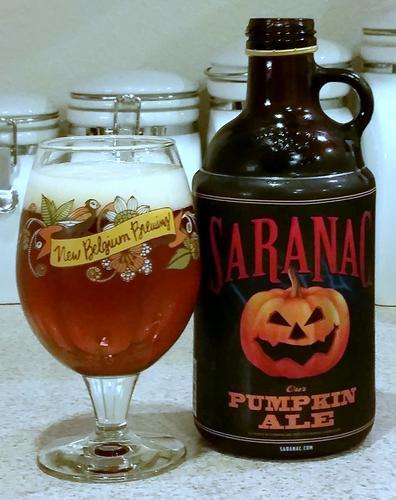 Saranac Our Pumpkin Ale