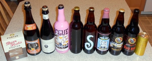 Southern Oregon beer haul