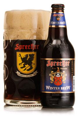 Sprecher Winter Brew