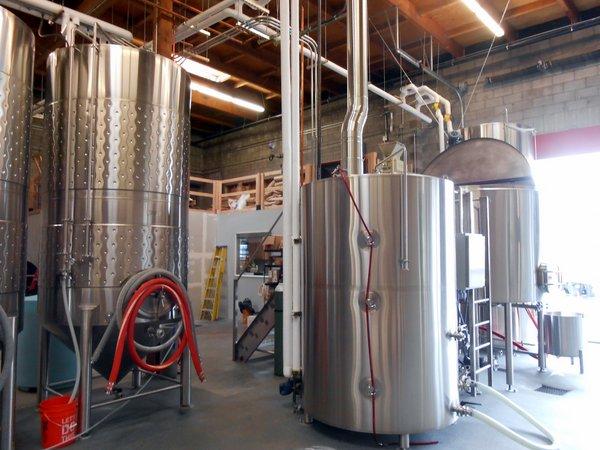 Wild Ride brewery