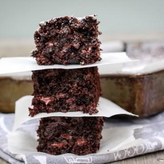 Chocolate Date Brownie | The Brick Kitchen-5