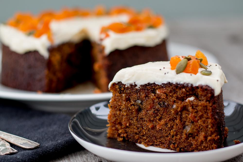 Dean Brettschneider Carrot Cake