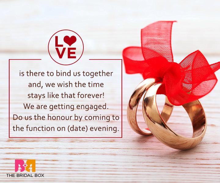 Engagement Invitation Wording Top 10 Beautiful Invitation Ideas