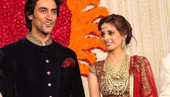 The Secret Wedding Of Kunal Kapoor And Naina Bachchan