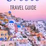Backpacking Greece Budget Guide Greek Island Hopping